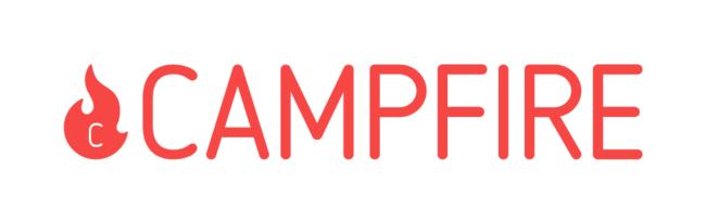 CAMPFIREロゴ