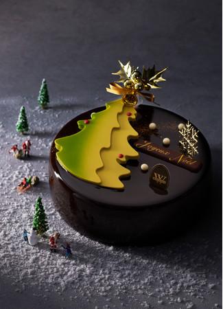 ベルギー王室御用達チョコレートブランド「ヴィタメール」2021年 クリスマスケーキのスペシャリテをご紹介いたします