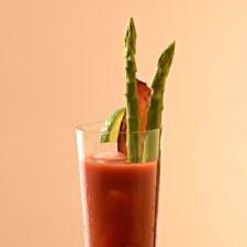 Asparagus Bloody Mary