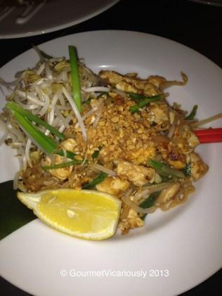 Pad Thai Noodle.