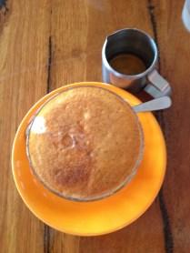 Red Espresso Latte ($4.50)