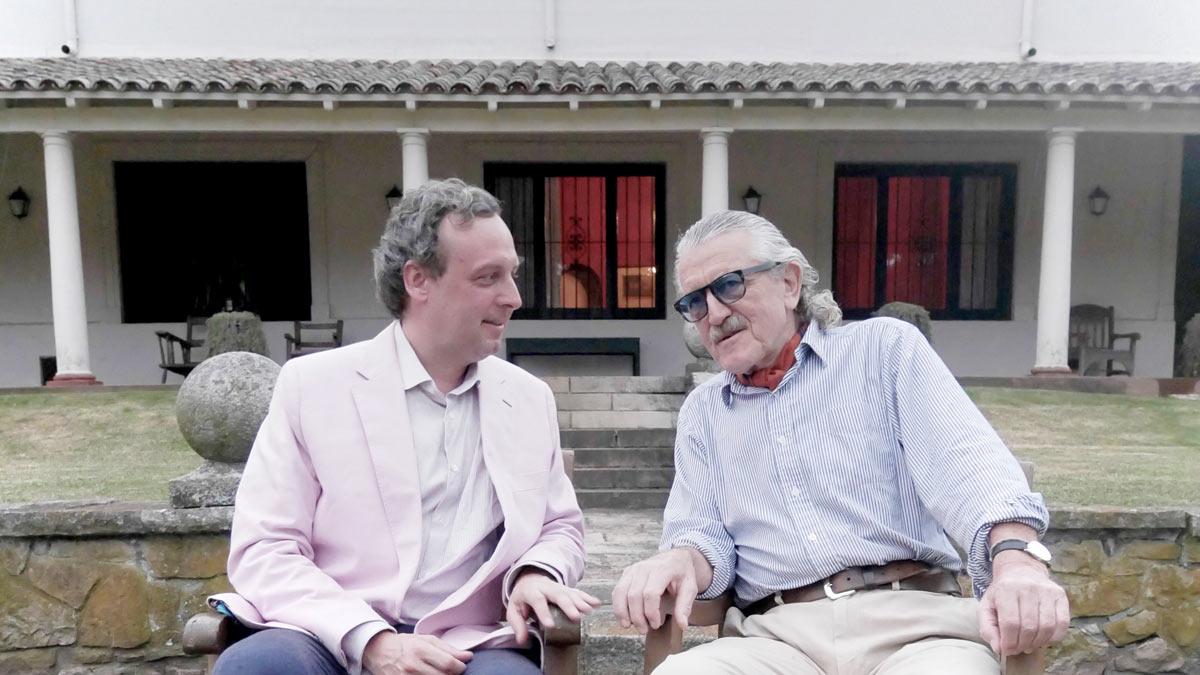 Interview mit Dieter Meier
