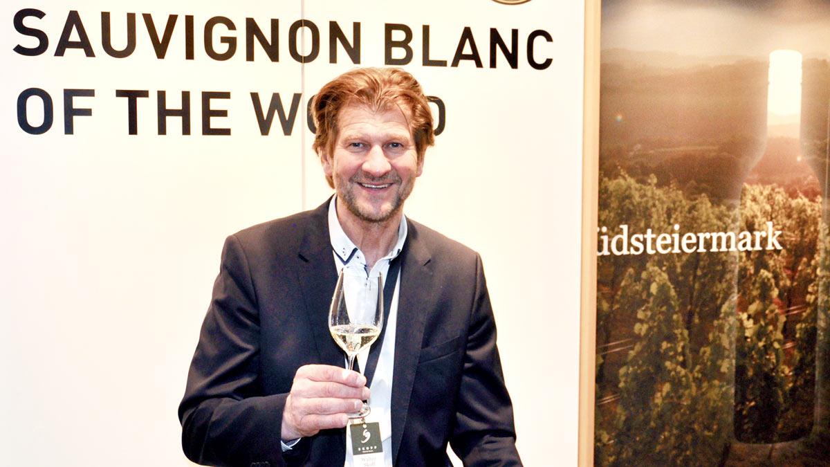 Walter Skoff, Steiermark/Österreich: Seine Sauvignon blancs haben Weltruf