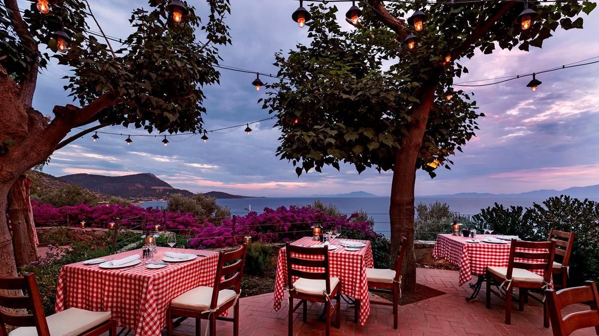La Luce: Das italienische Restaurant im Kempinski. Foto Kempinski