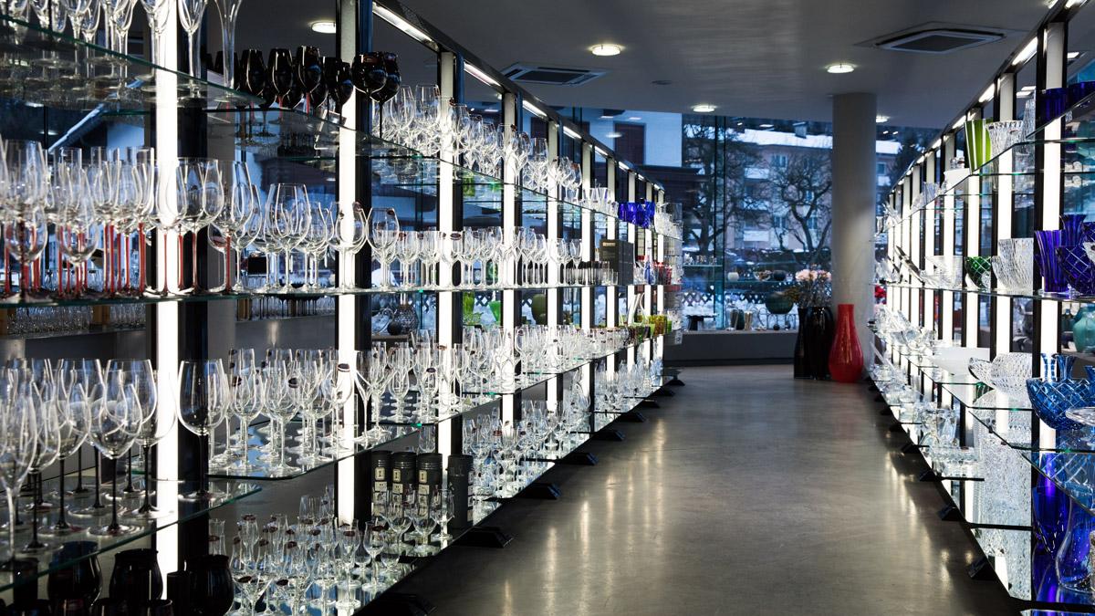 Glasmanufaktur Riedel: Hier gibt es die schönsten Gläser der Welt.