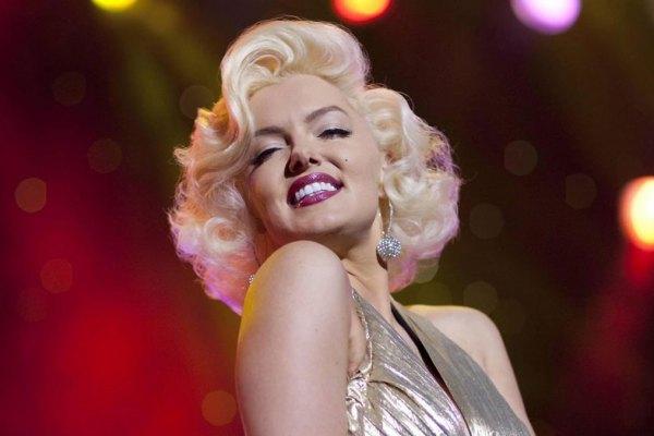 Suzie Kennedy alias Marilyn Monroe