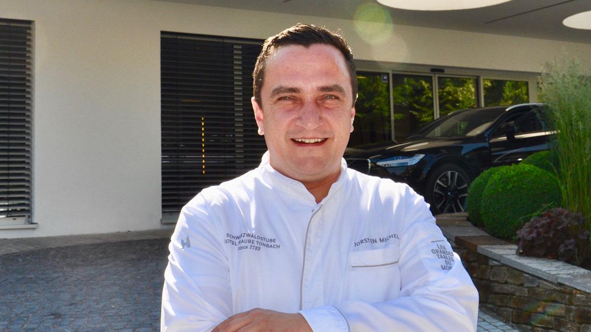 Küchenchef Torsten Michel. Foto WR