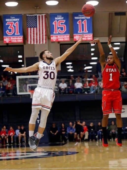 NIT: Utah beats Saint Mary's