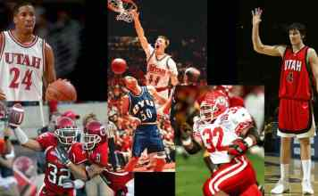 Top University of Utah Players