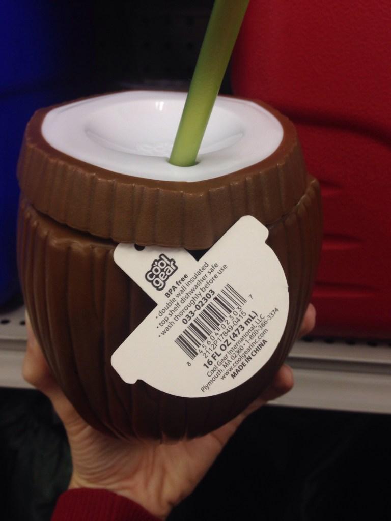 Plastique inutile pollution coco biomimétisme raté responsabilisation