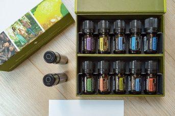 Les huiles essentielles pour rééduquer l'odorat et le goût