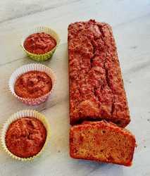 Cake betterave et carotte