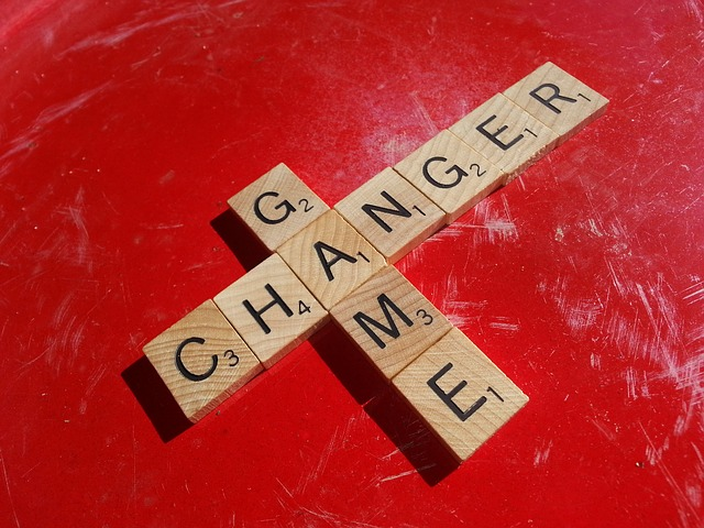 Game changer scrabble tiles