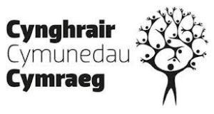 Cynghrair Cymunedau Cymraeg logo