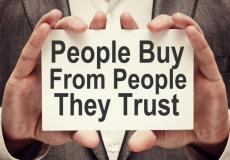 Wie Sie sich als Verkäufer einen guten Ruf aufbauen