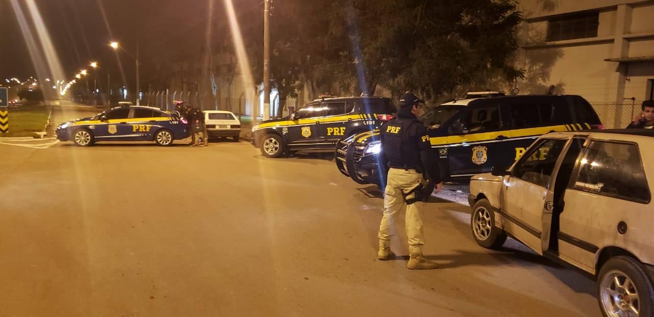 Nova quebra de recorde – PRF flagra 371 motoristas embriagados neste final de semana em SC