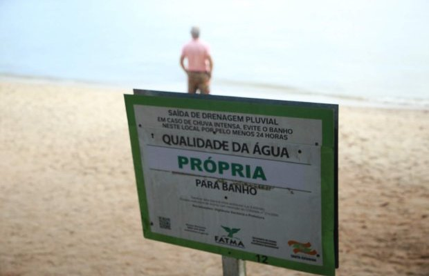 Balneabilidade no litoral catarinense tem melhor resultado no ano
