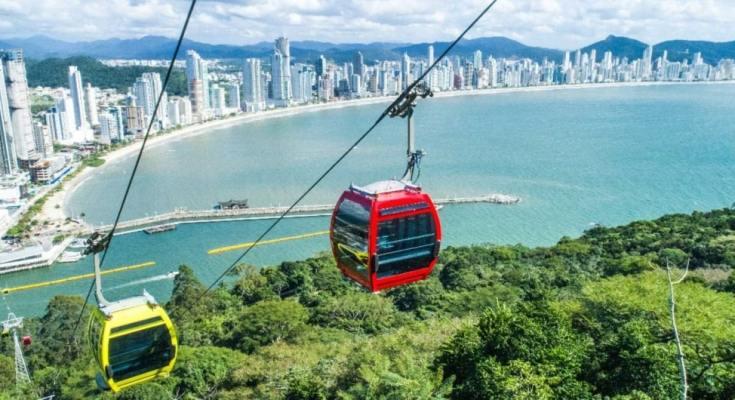 Brasil quer dobrar número de turistas internacionais até 2022