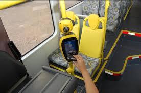Ônibus de São Paulo vão aceitar cartões de crédito e débito