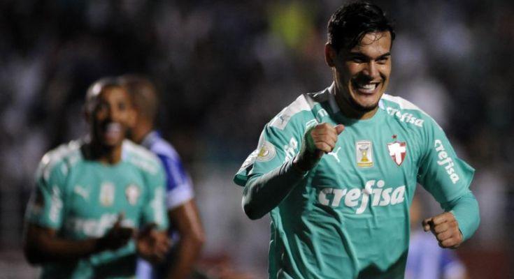 Palmeiras goleia CSA por 6 a 2 no Pacaembu