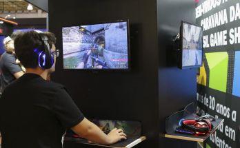 Maior feira de games da América Latina mostra as novidades do setor