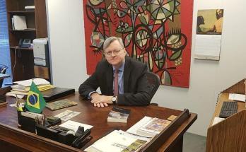 Bolsonaro indica Nestor Forster para embaixada do Brasil em Washington