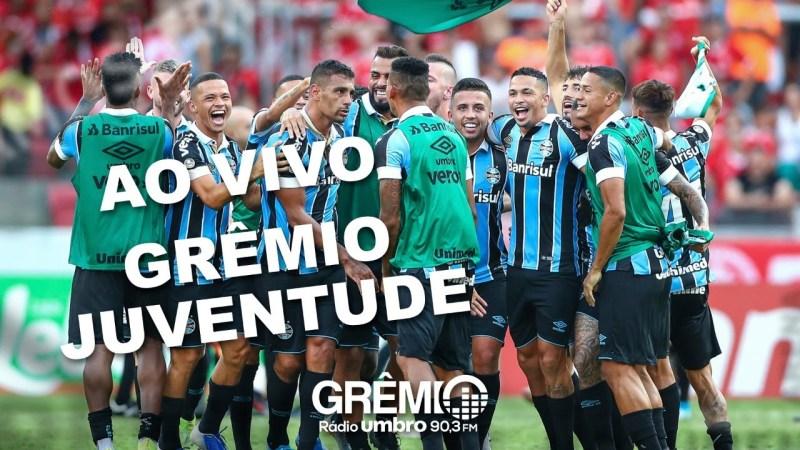 Grêmio x Juventude (Gauchão 2020) l GrêmioTV