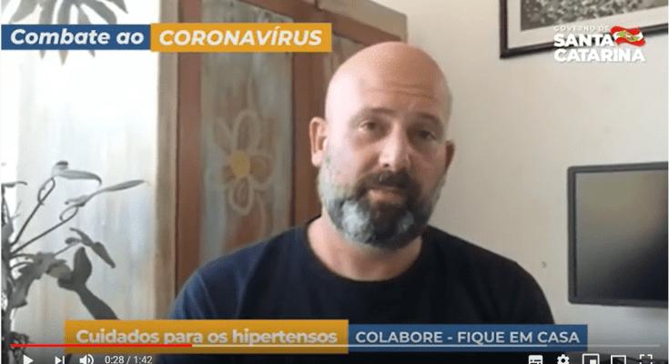 Coronavírus: cuidados para os hipertensos