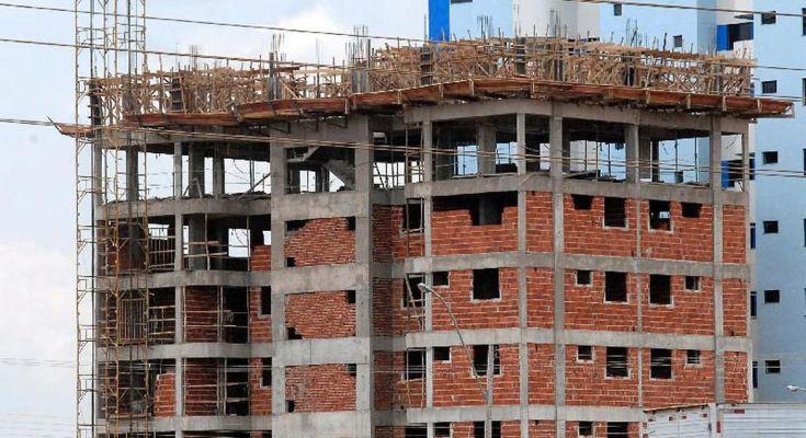 Confiança da Construção recupera parte das perdas de março e abril