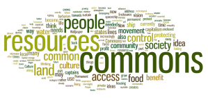 Governance of the Commons