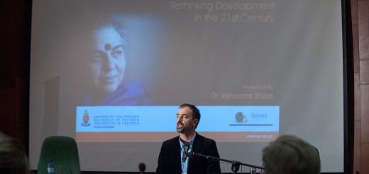 Vandana Shiva at GovInn Week 2014