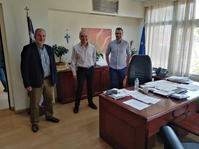 Δήμος Θερμαϊκού | Με βασικά προϊόντα ενισχύονται οι ωφελούμενοι του προγράμματος «Βοήθεια στο Σπίτι»