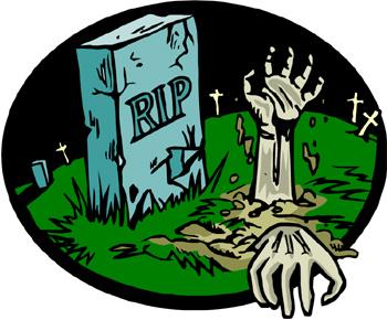 Erdspirit-The Living Dead