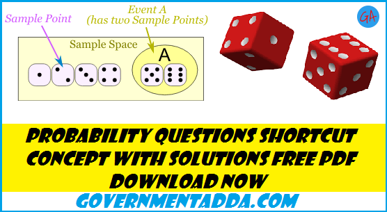 120+ Probability Questions With Solution Free PDF – Download