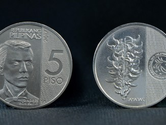 New 5 Peso Coin in Honor of Andres Bonifacio Bangko Sentral ng Pilipinas
