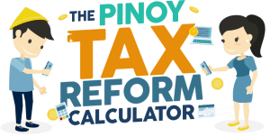 Pinoy Tax Reform Calculator