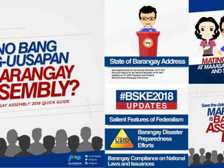 Barangay Assembly 2018