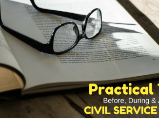 20 Tips on How to Pass the Civil Service Exam