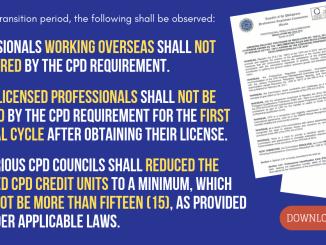 CPD Law Amendments 2019