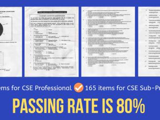 ACE Reviewer PDF Exam