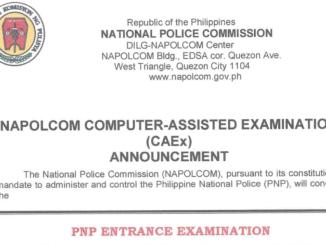 2019 NAPOLCOM CAEx
