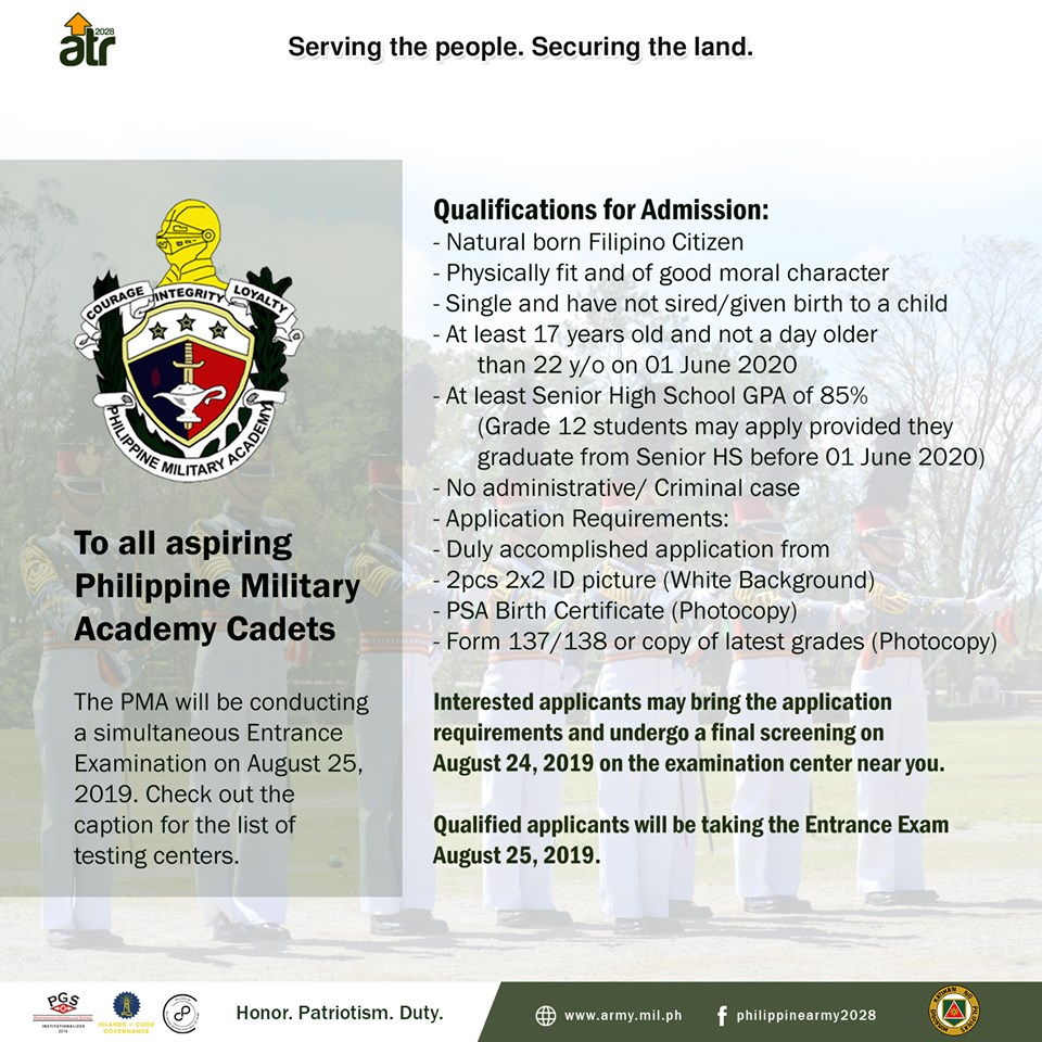 PMA Cadets