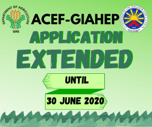 ACEF Application