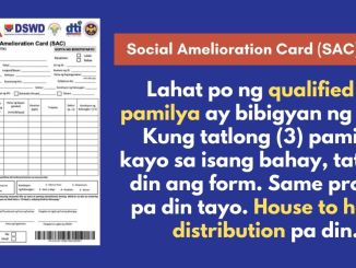 SAC Form PDF