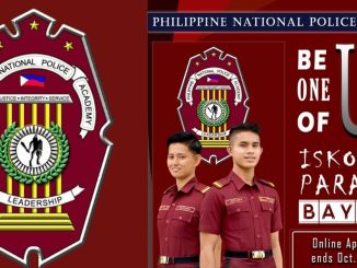 PNPA Cadet Application