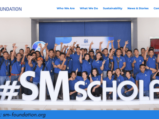 SM Scholarship 2021 Application