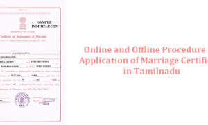 Procedure for application of marriage certificate karnataka online and offline procedure for application of marriage certificate in tamilnadu thecheapjerseys Images