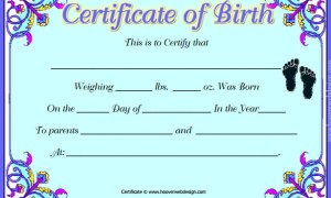 Procedure to apply for birth certificate tamil nadu govinfo procedure to obtain birth certificate in haryana yadclub Images