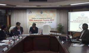 DDA housing scheme draw 2017
