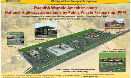 Highway amenities scheme